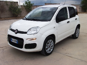 Fiat Panda 0.9 Natural Power VAN