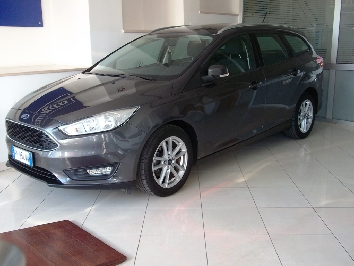 Ford Focus 1.5 TDCI 120cv sw Business