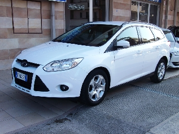 Ford Focus 1.6 Tdci SW Business