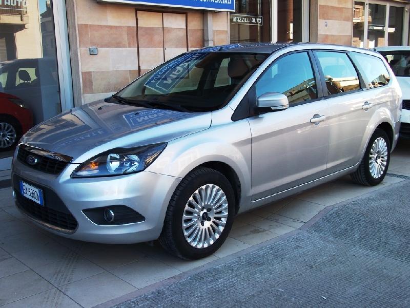 mazzilli auto ford focus 1 6 tdci 110cv titanium sw ford. Black Bedroom Furniture Sets. Home Design Ideas